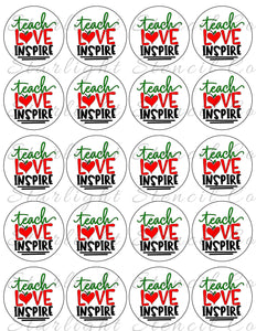 Teach Love Inspire PDF tags