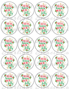 Tis the Season PDF tags