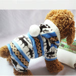 Winter Fleece Dog Onesie