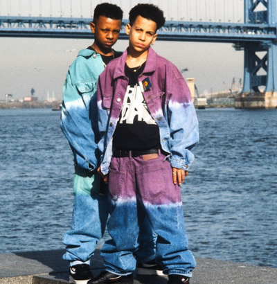 "Hip-Hop Fashion 101: How Did the ""Baggy Style"" Originate?"