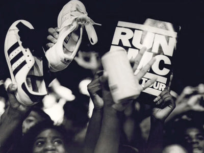 Run-D.M.C.'s My Adidas: A Positive Response To Criticism