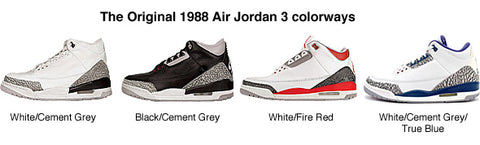 huge selection of ec339 6991b The story behind the Air Jordan III & How to buy 3 for the ...