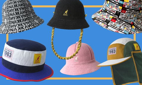 """Kangol was founded in the 1920 s and took its name from the """"K"""" in silk b268e4fb10d2"""