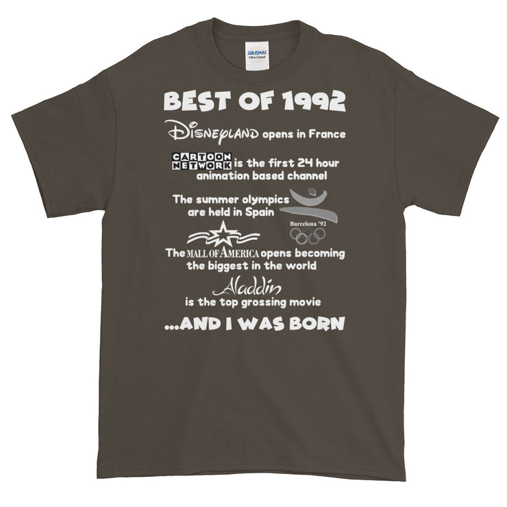 """THE BEST OF 1992"""