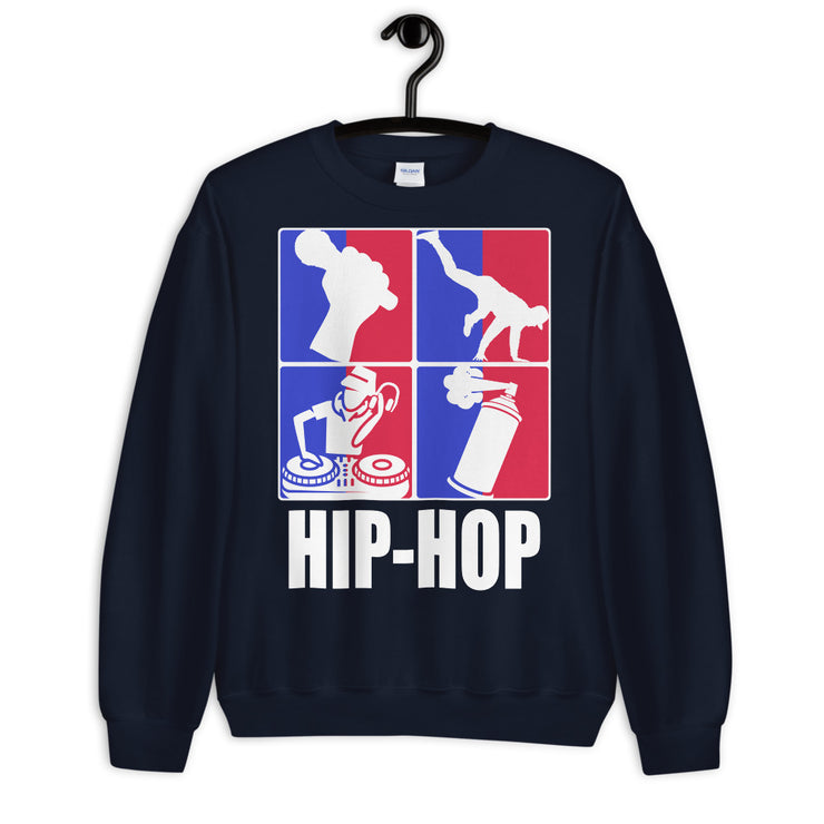 """4 ELEMENTS: HIP-HOP"""