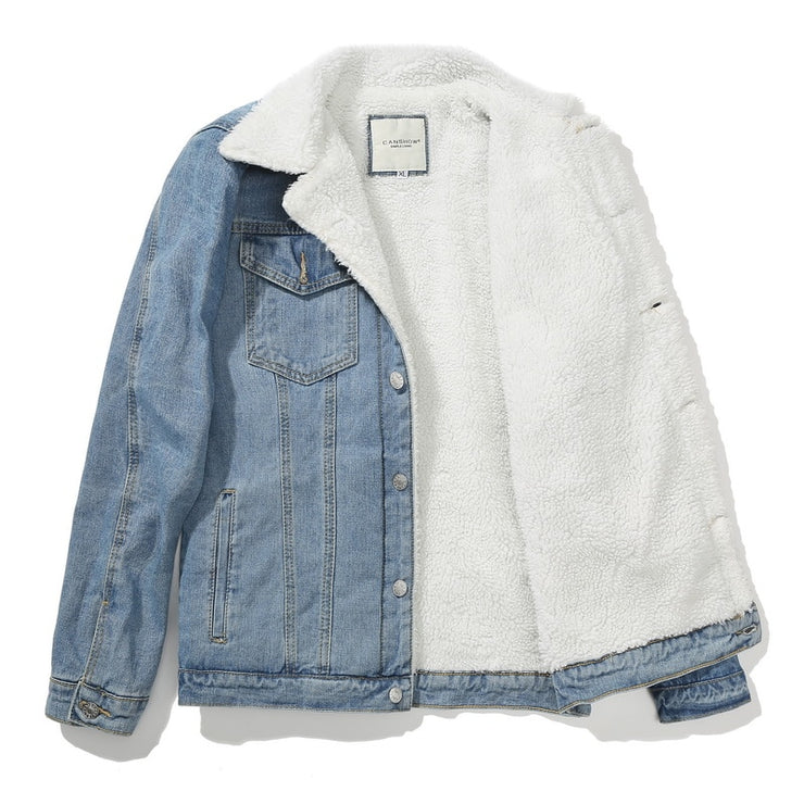 """DENIM JACKETS 