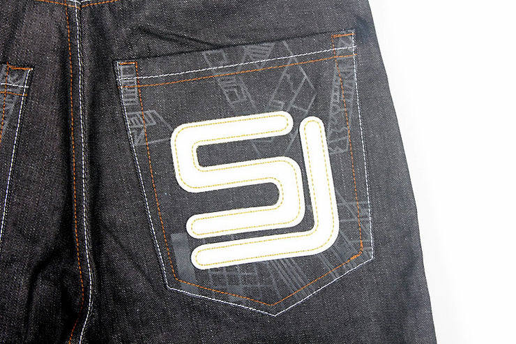 """Superlative Jeans""  - 3D EDT."
