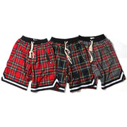 """SCOTTISH PLAID SHORTS"""