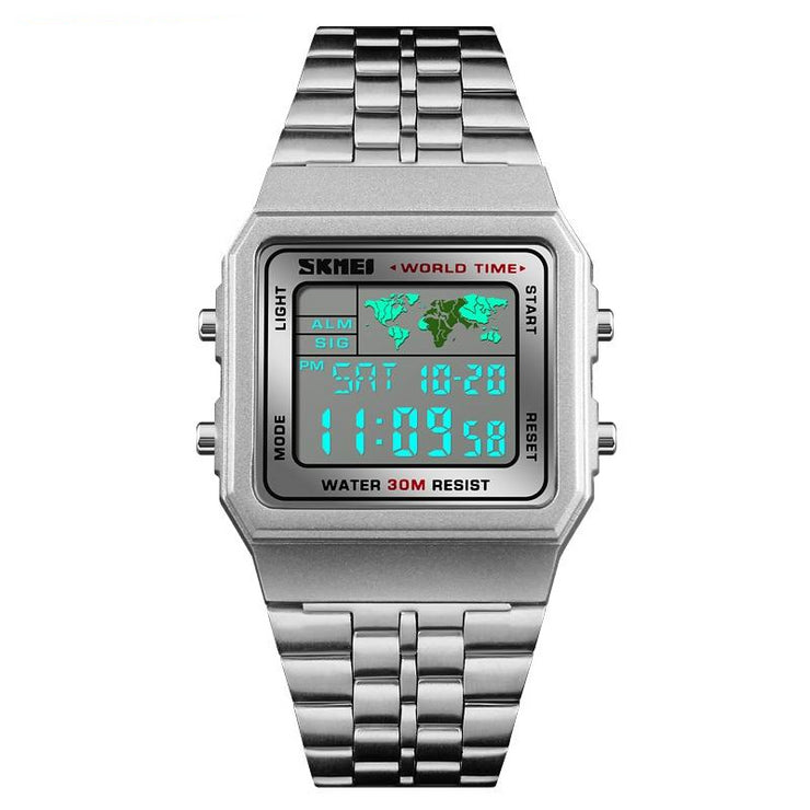 """THE WORLD IS YOURS 