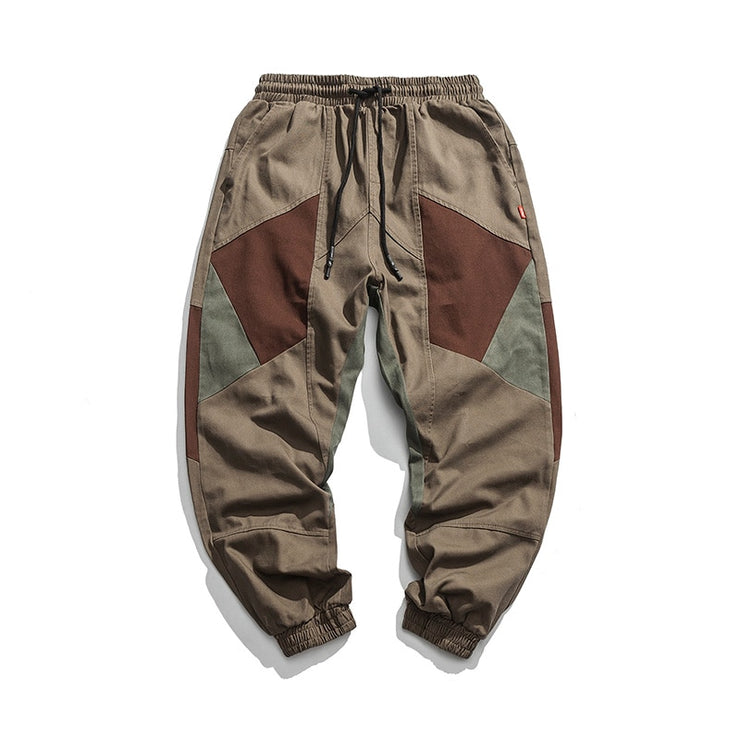 """RUGGED & EARTHY OLD SCHOOL SWEATPANTS"""