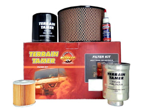 TFK2 TOYOTA HZJ75 Filter Kit with primary and secondary fuel filter