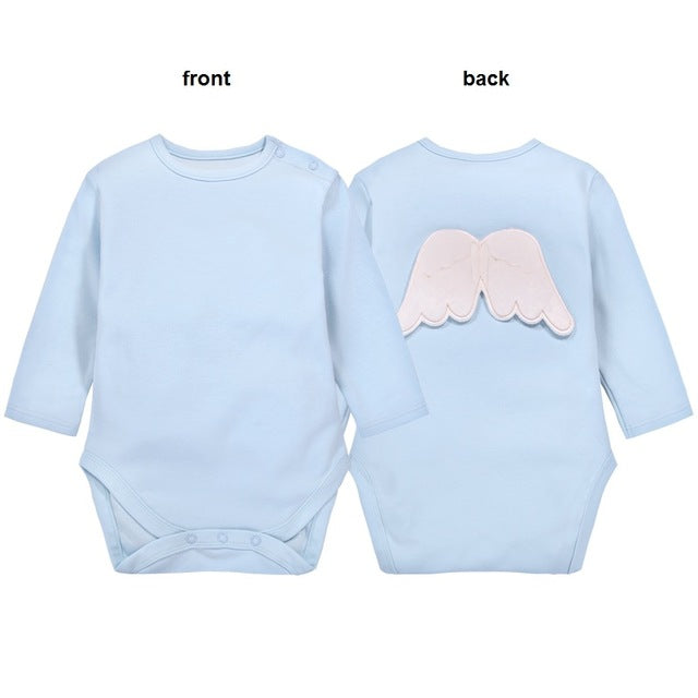 Long Sleeve Set For Baby Girls