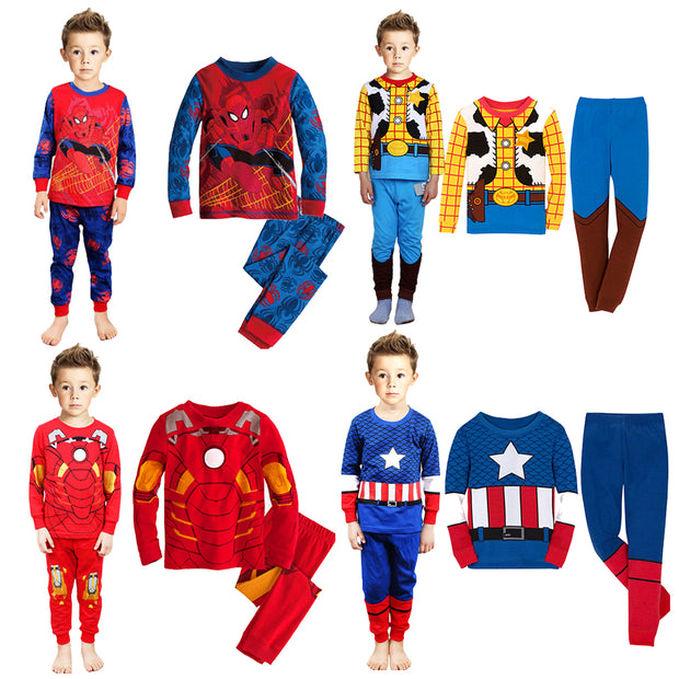 Complete Pajamas For Children