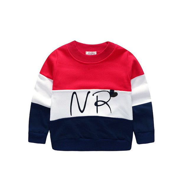 Sweatshirt For Children With Print