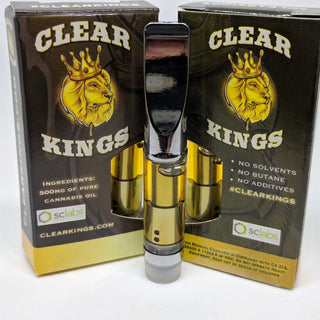 Clear Kings - Cherry Pie