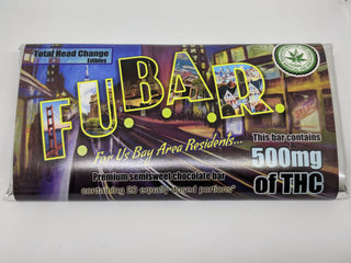 500mg Total Head Change Edibles - Chocolate Bar