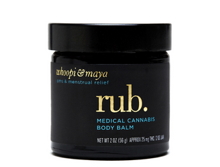 WHOOPI AND MAYA RUB 2oz SALVE