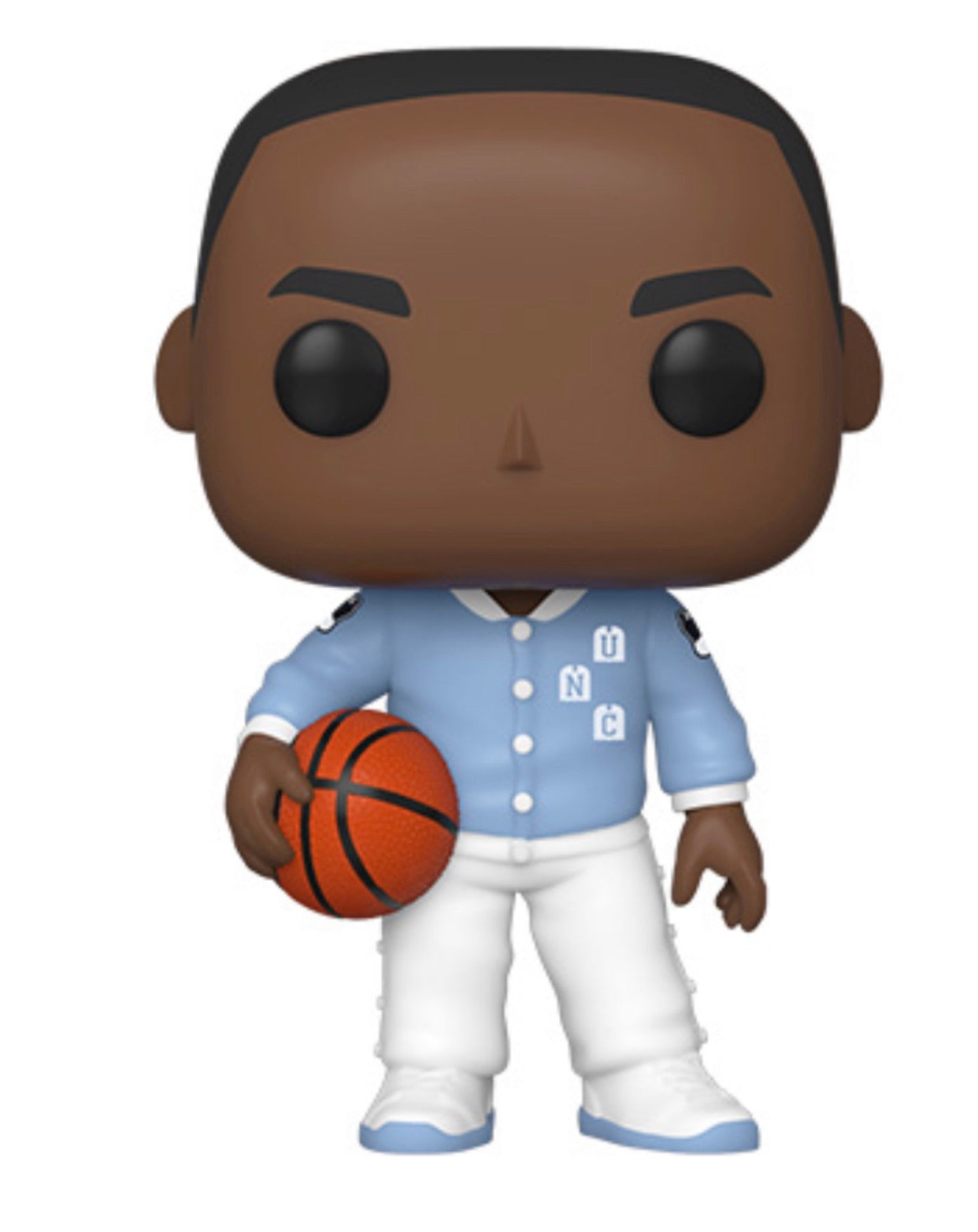 POP! BASKETBALL - UNIVERSITY OF NORTH CAROLINA MICHAEL JORDAN WARM UPS(PREORDER)