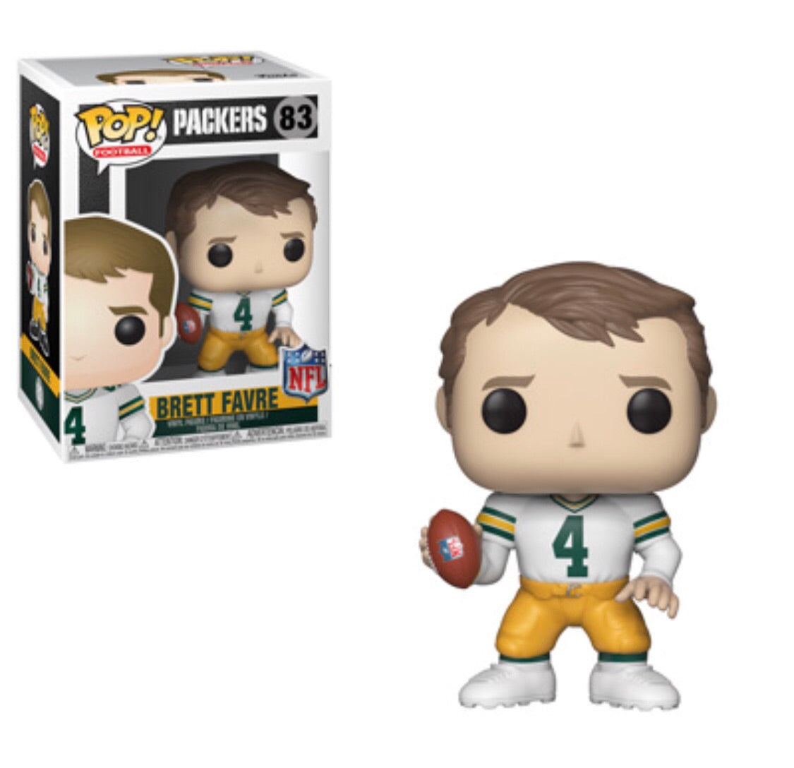 Pop! NFL Legends Brett Favre