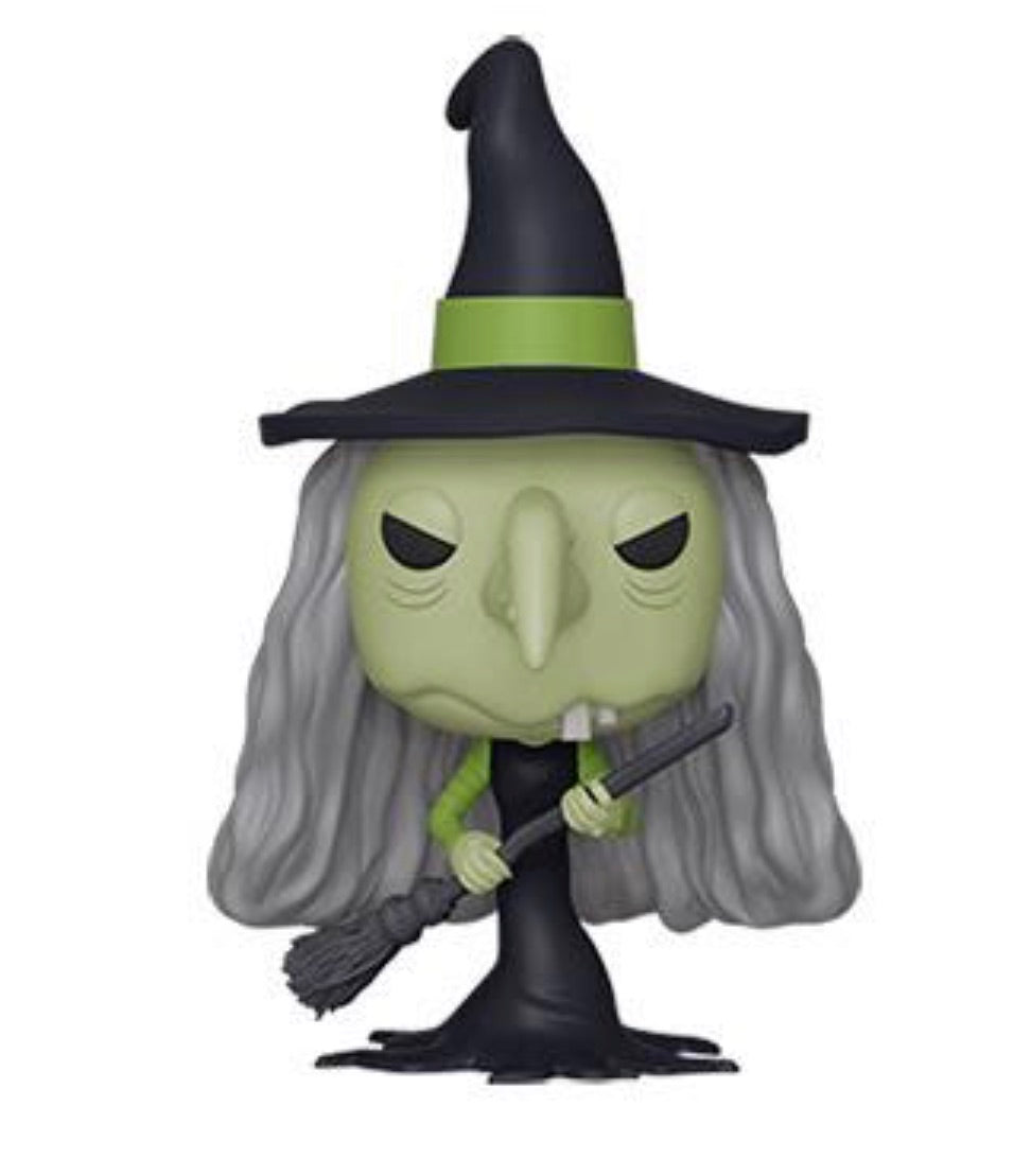 NIGHTMARE BEFORE CHRISTMAS FUNKO POP! WITCH (PRE-ORDER)