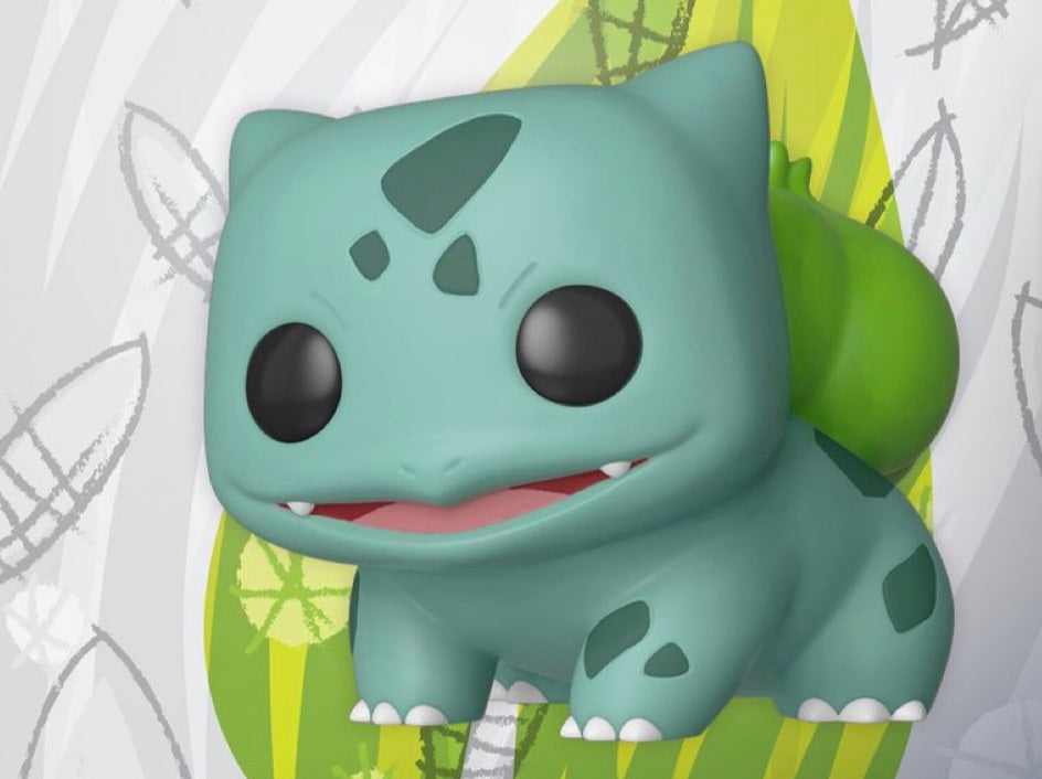 POKEMON FUNKO POP! BULBASAUR #453
