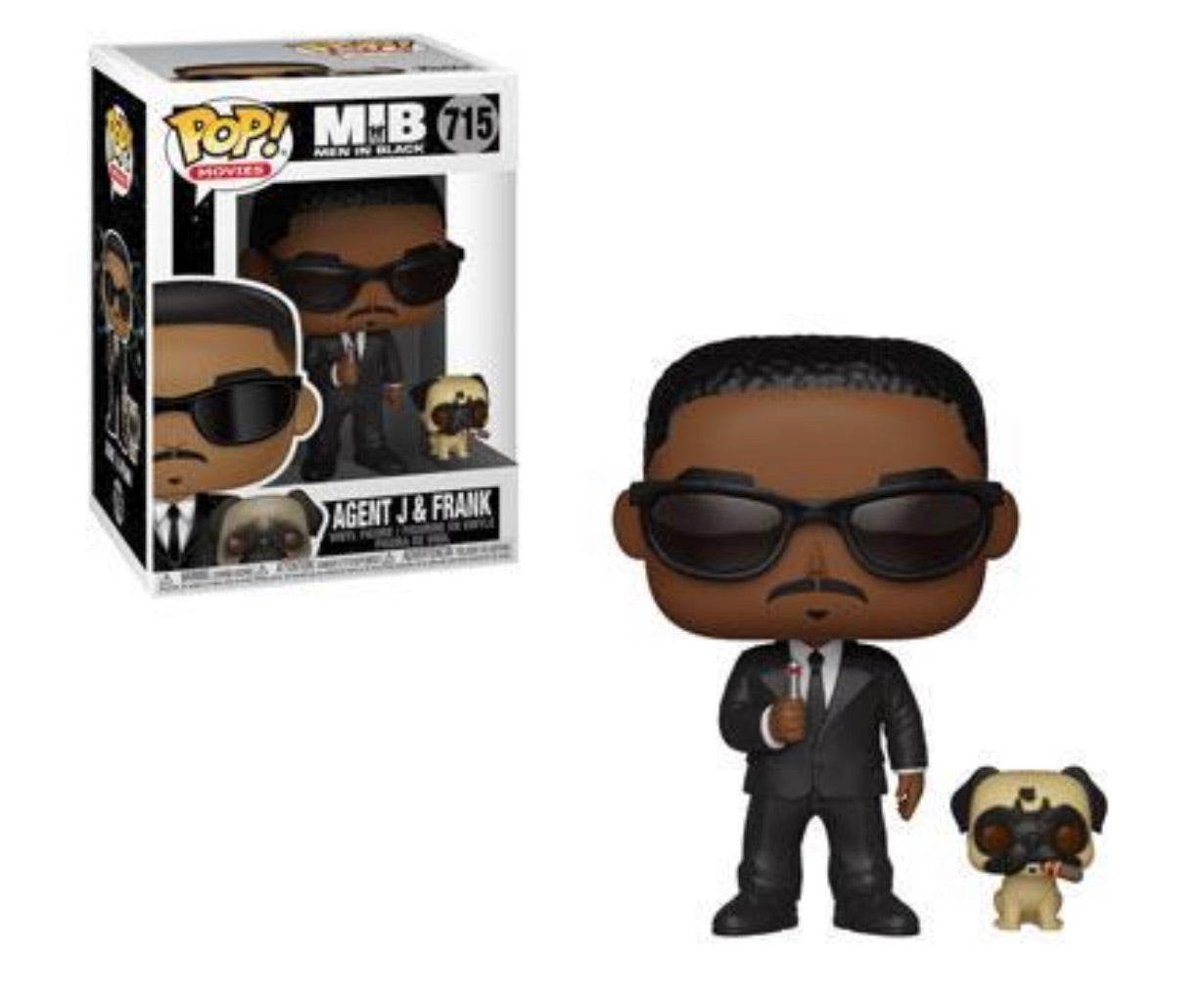 (Preorder)Pop!Movies Men in Black Set of 3