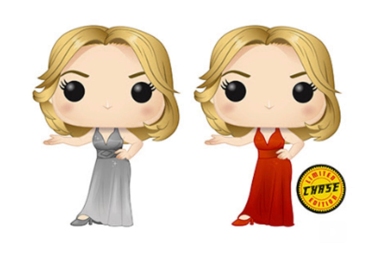 WHEEL OF FORTUNE FUNKO POP! VANNA WHITE CHASE & COMMON (PRE-ORDER)