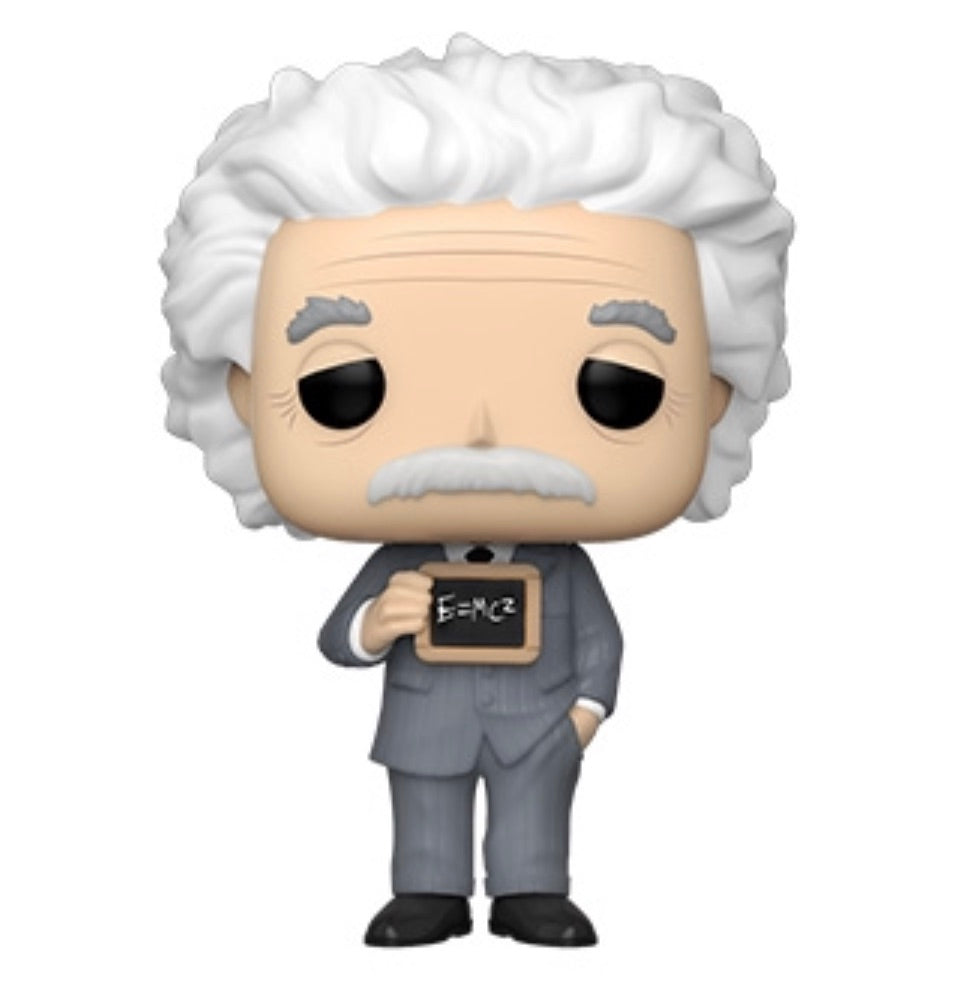 (PREORDER) POP! ICONS ALBERT EINSTEIN