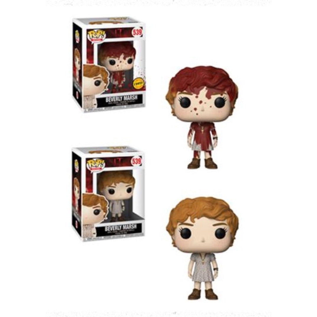 POP MOVIES - IT - Beverly Guaranteed Chase Bundle(IN STOCK)