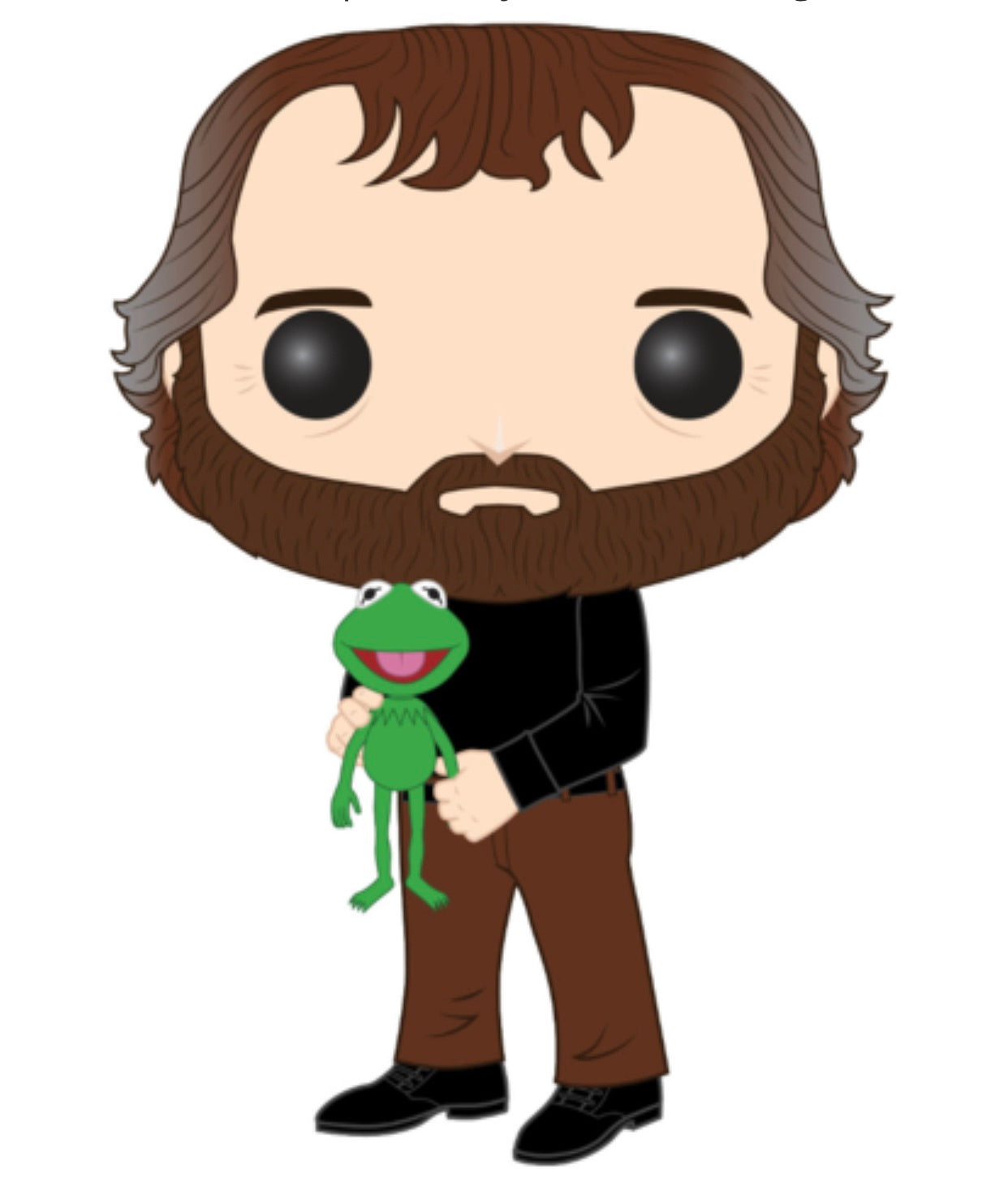 (Preorder) Pop! Icons: Jim Henson