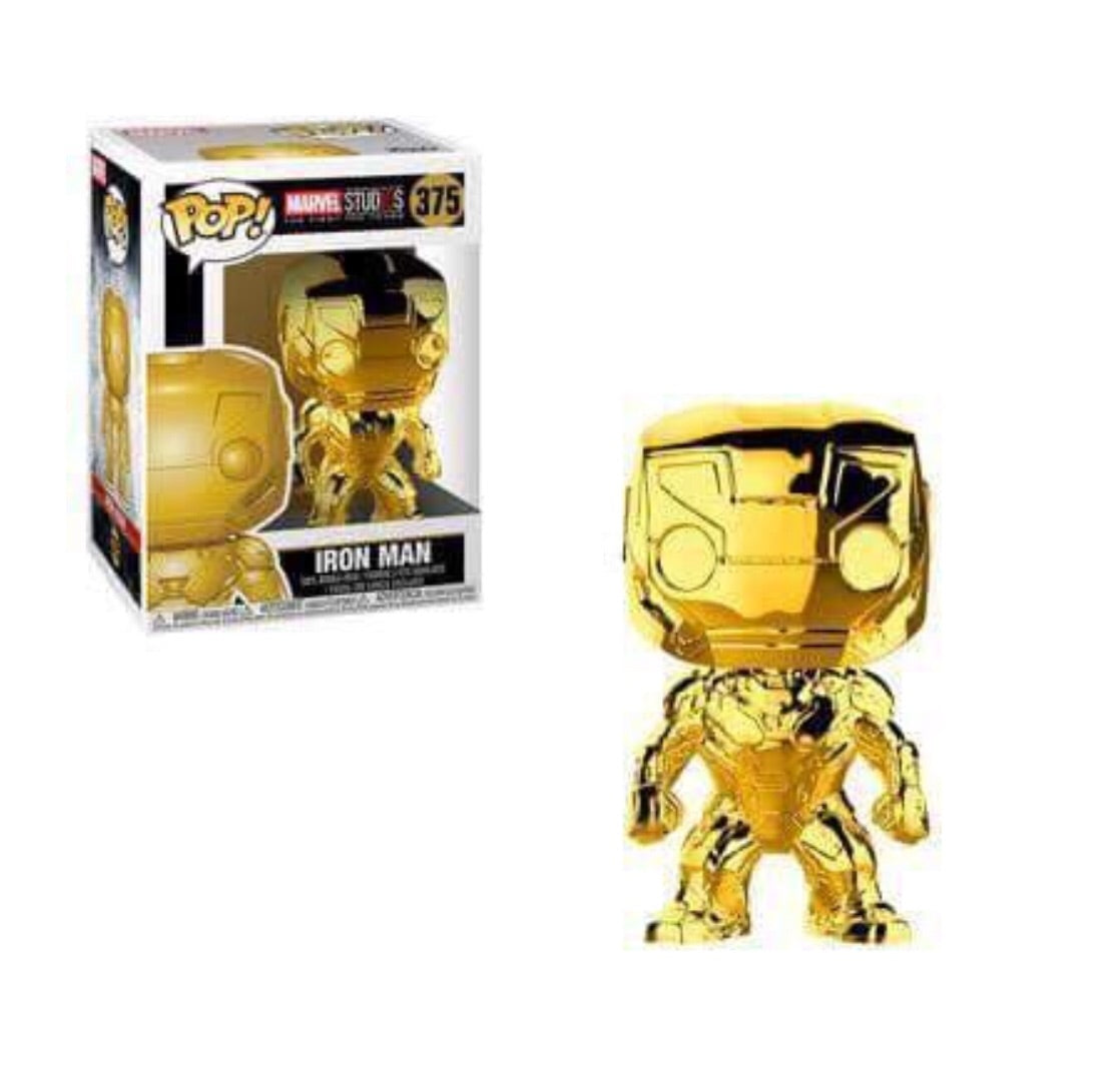 Pop! Marvel: MCU 10 - Iron Man