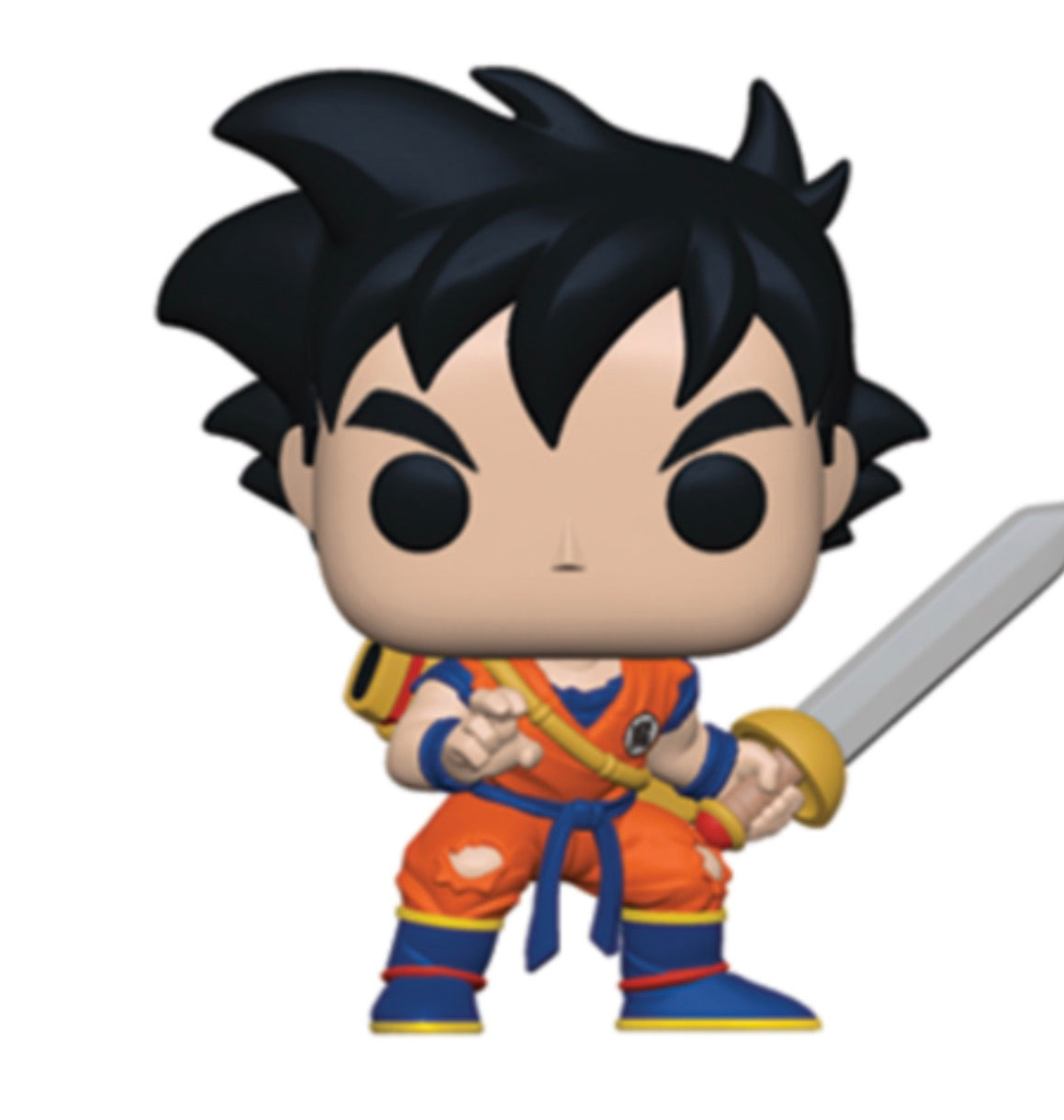DRAGON BALL Z FUNKO POP! GOHAN (WITH SWORD)GAMESTOP EXCLUSIVE (PRE-ORDER)