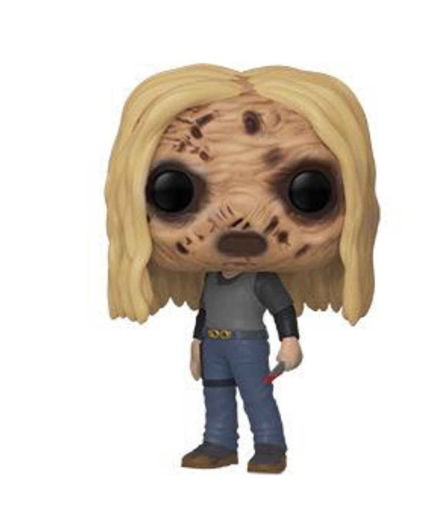 THE WALKING DEAD FUNKO POP! ALPHA (WITH MASK) (PRE-ORDER)