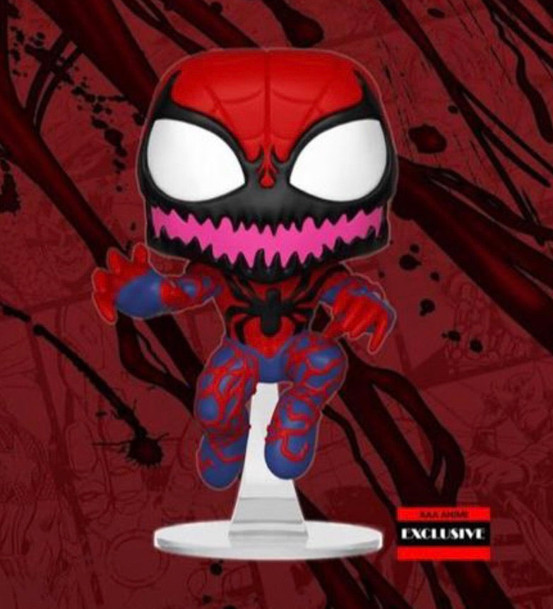 AAA Anime Exclusive Spider Carnage