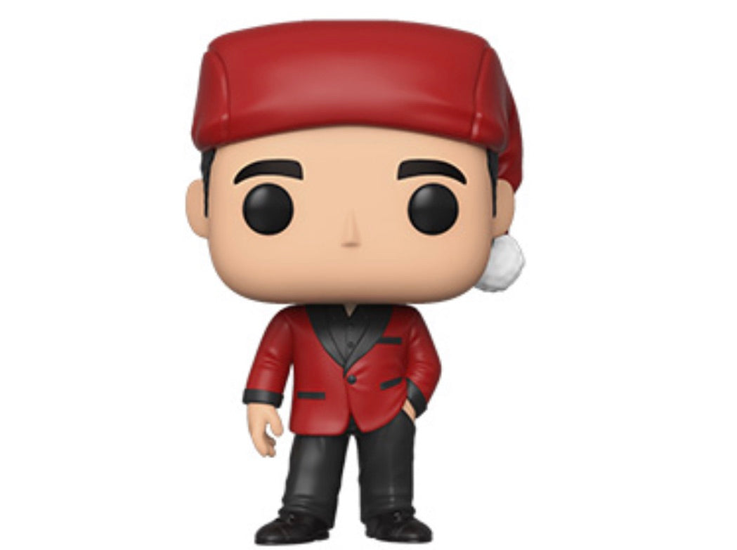 THE OFFICE HOLIDAY FUNKO POP! MICHAEL (CLASSY SANTA) (PRE-ORDER)