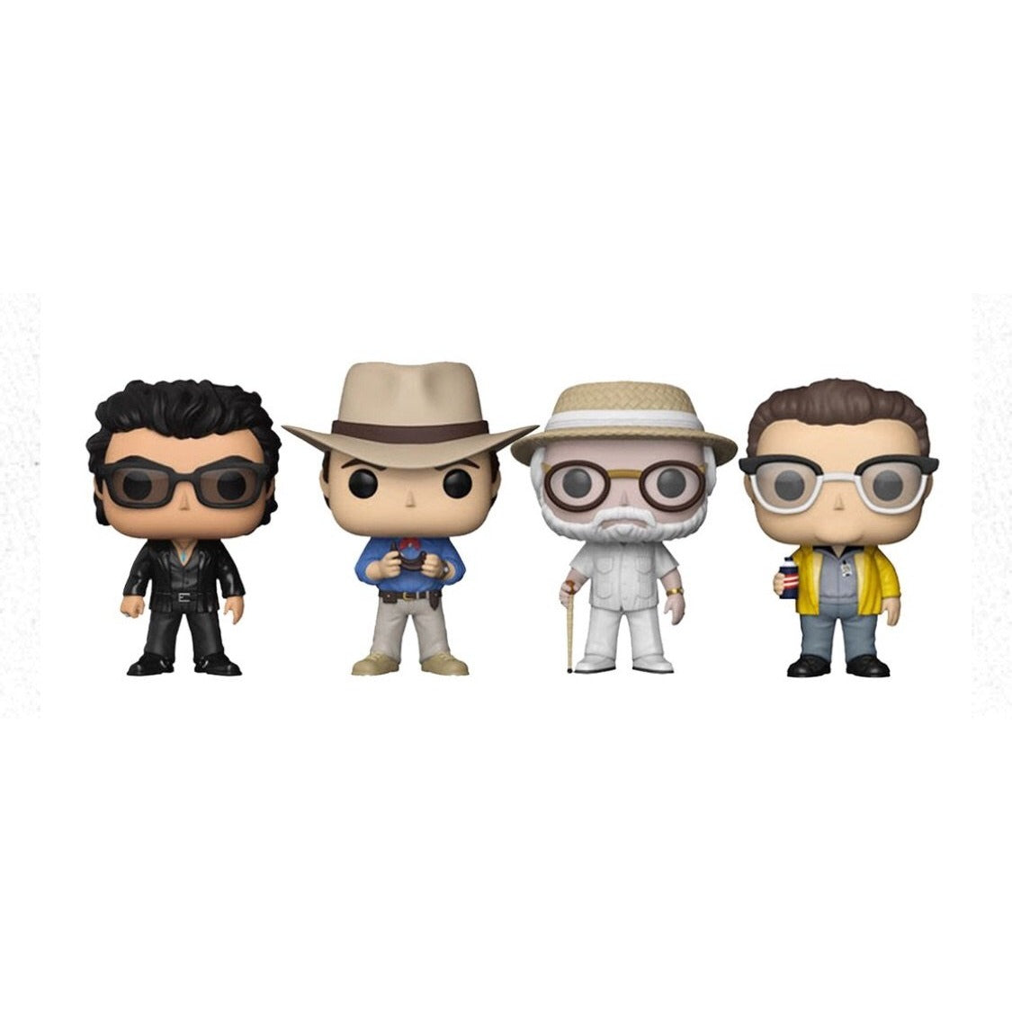 Pre-Order:Jurassic Park Humans Bundle