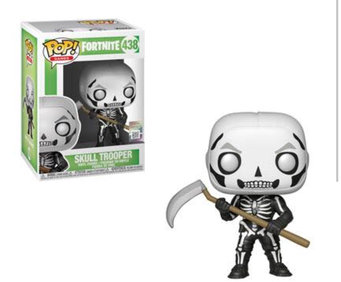 FORTNITE FUNKO POP! SKULL TROOPER(PRE-ORDER)