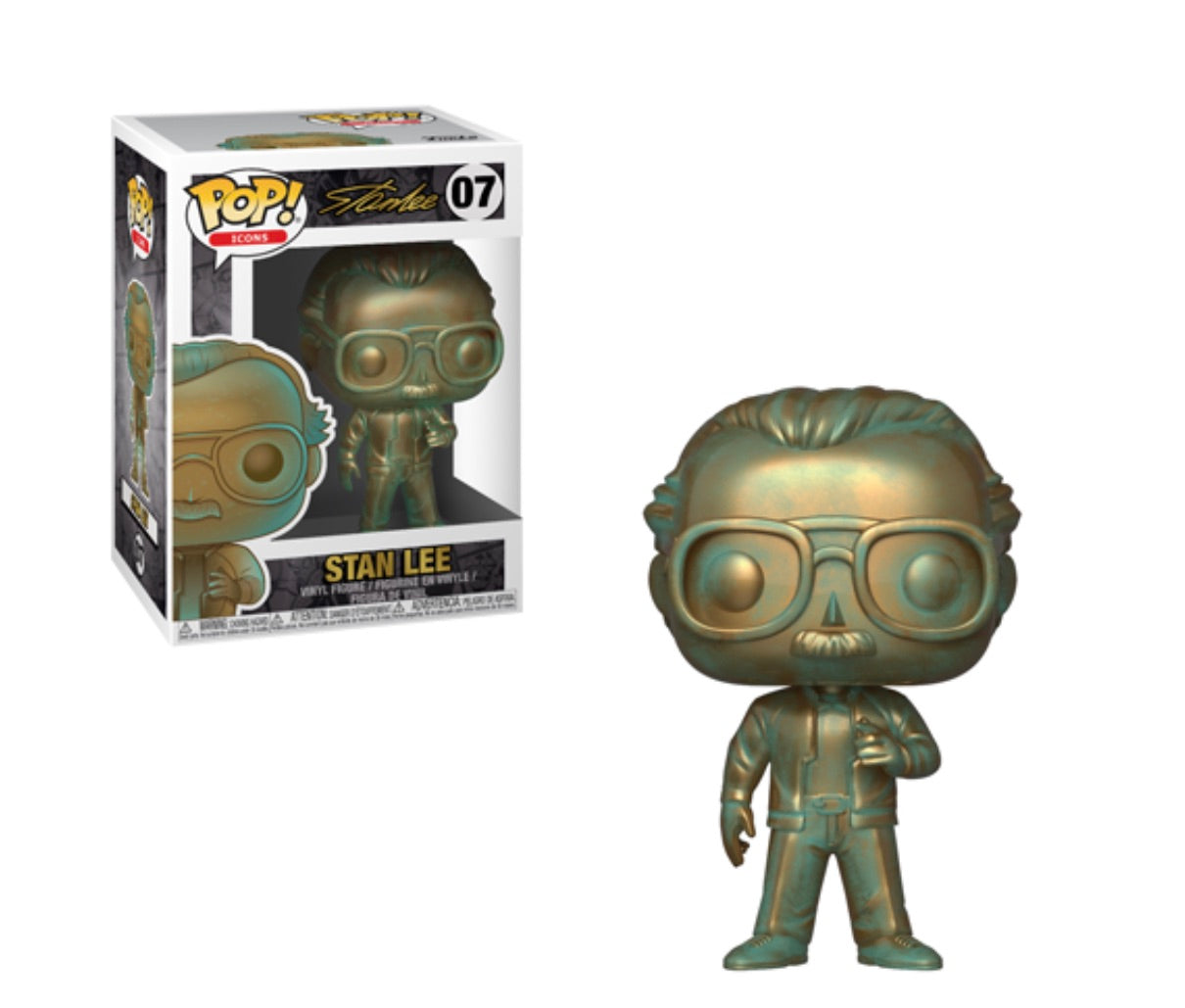 Funko Stan Lee Patina