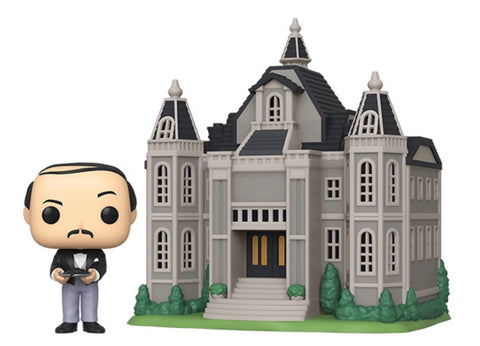 POP! TOWN - BATMAN'S 80TH - WAYNE MANOR WITH ALFRED