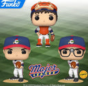 Pop! Movies—Major League! Chase Bundle of 3(PREORDER)