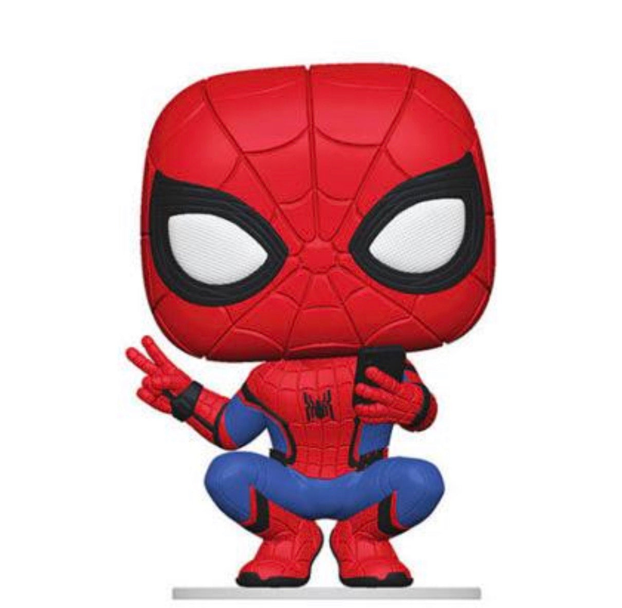 SPIDER-MAN: FAR FROM HOME FUNKO POP! SPIDER-MAN (CROUCHING) (PRE-ORDER)