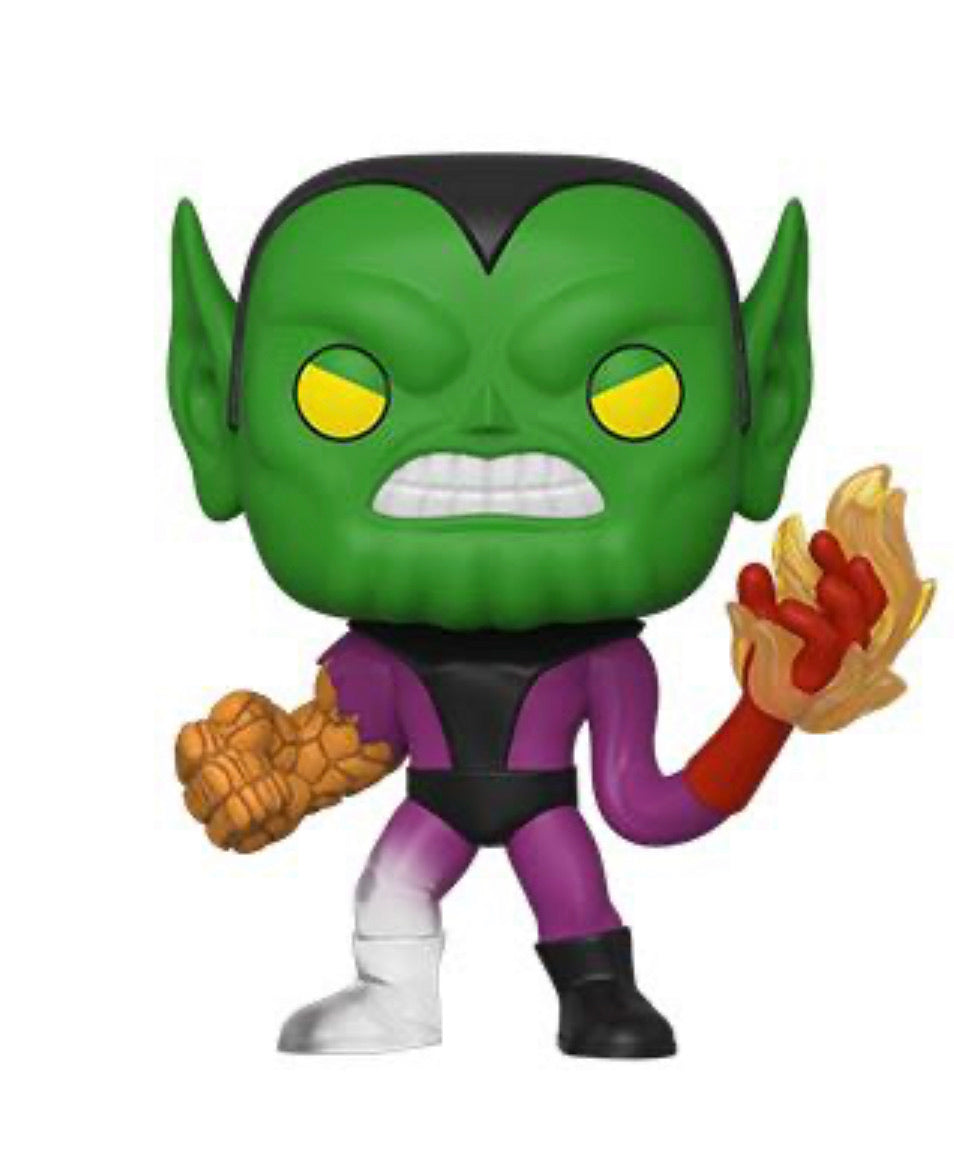FANTASTIC FOUR FUNKO POP! SUPER-SKRULL (PRE-ORDER)