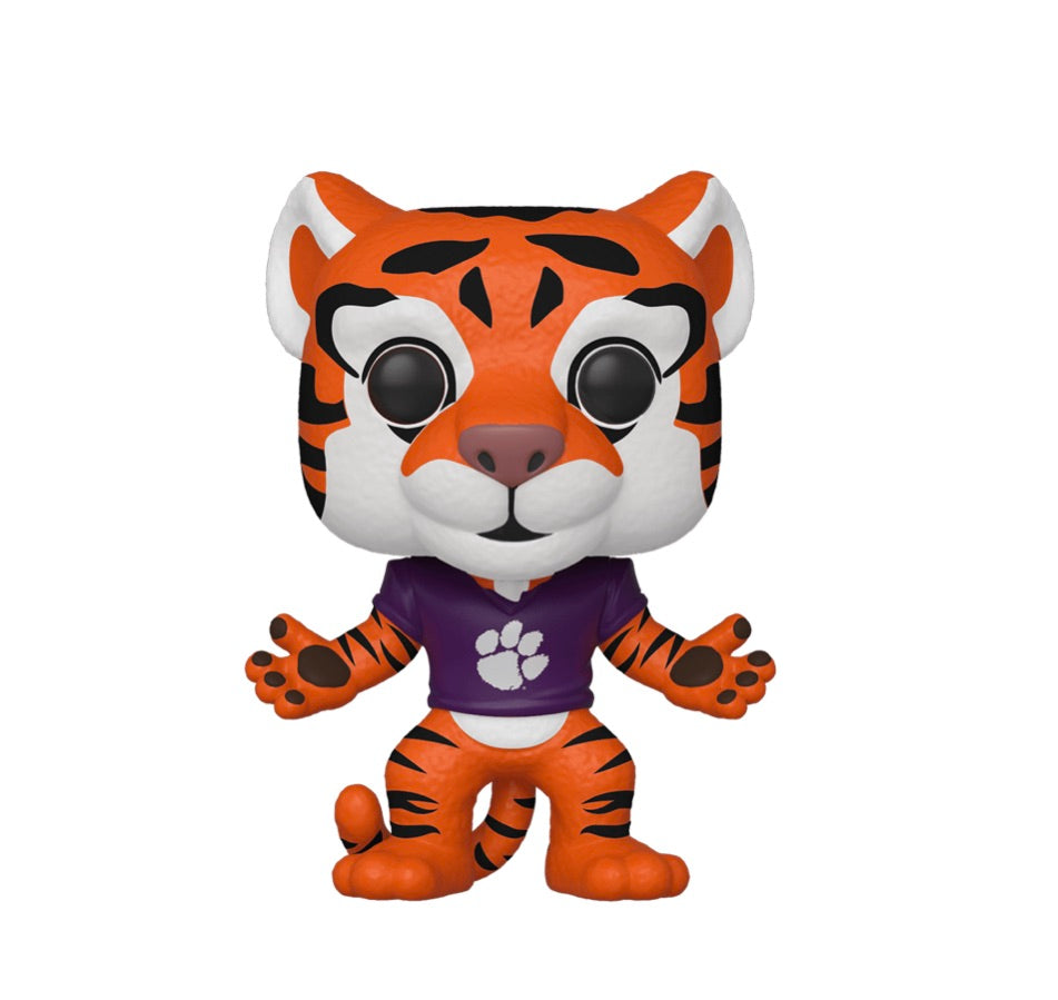 COLLEGE MASCOTS CLEMSON FUNKO POP! THE TIGER (PRE-ORDER)