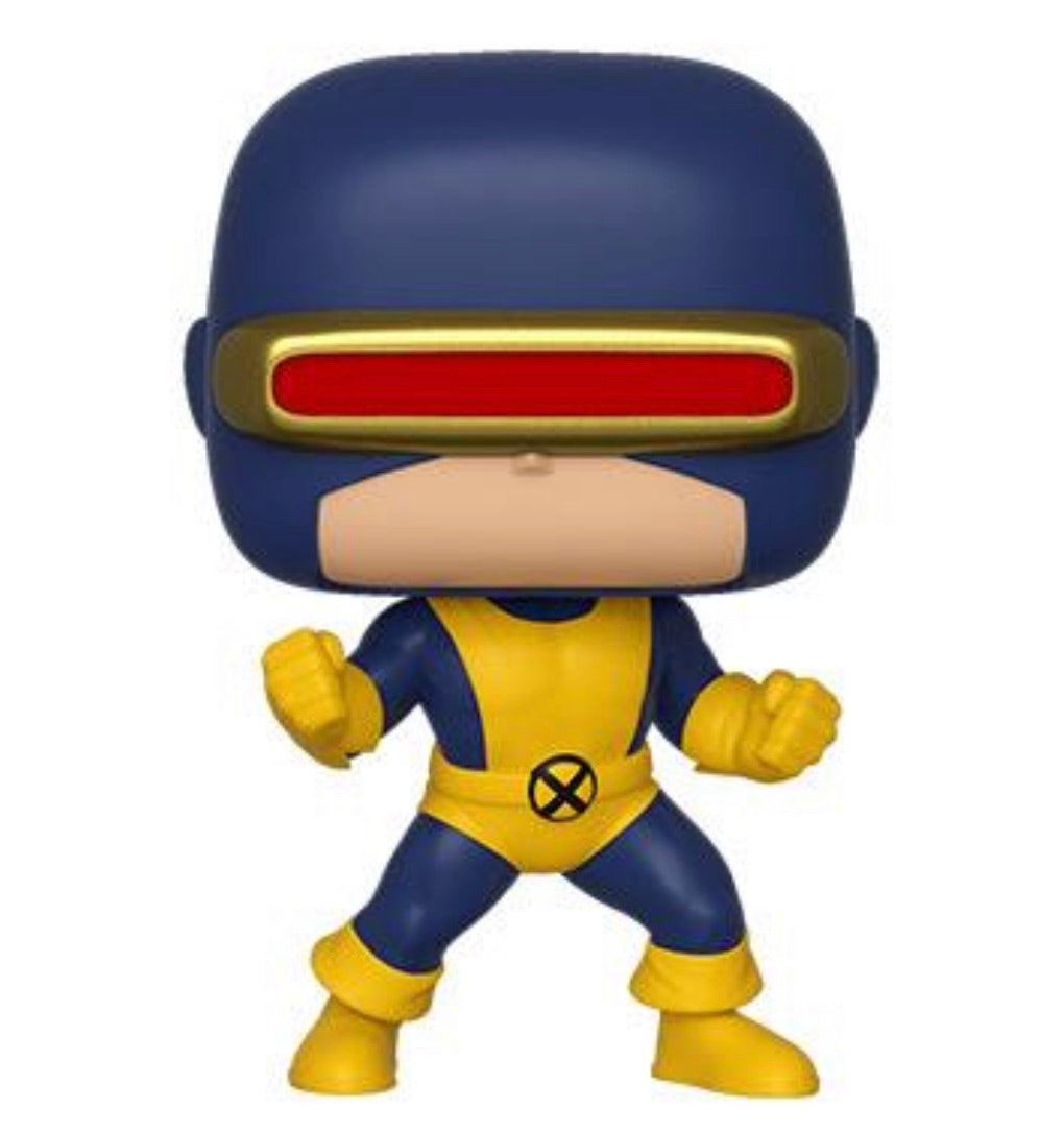 MARVEL 80th FUNKO POP! CYCLOPS (FIRST APPEARANCE) (PRE-ORDER)