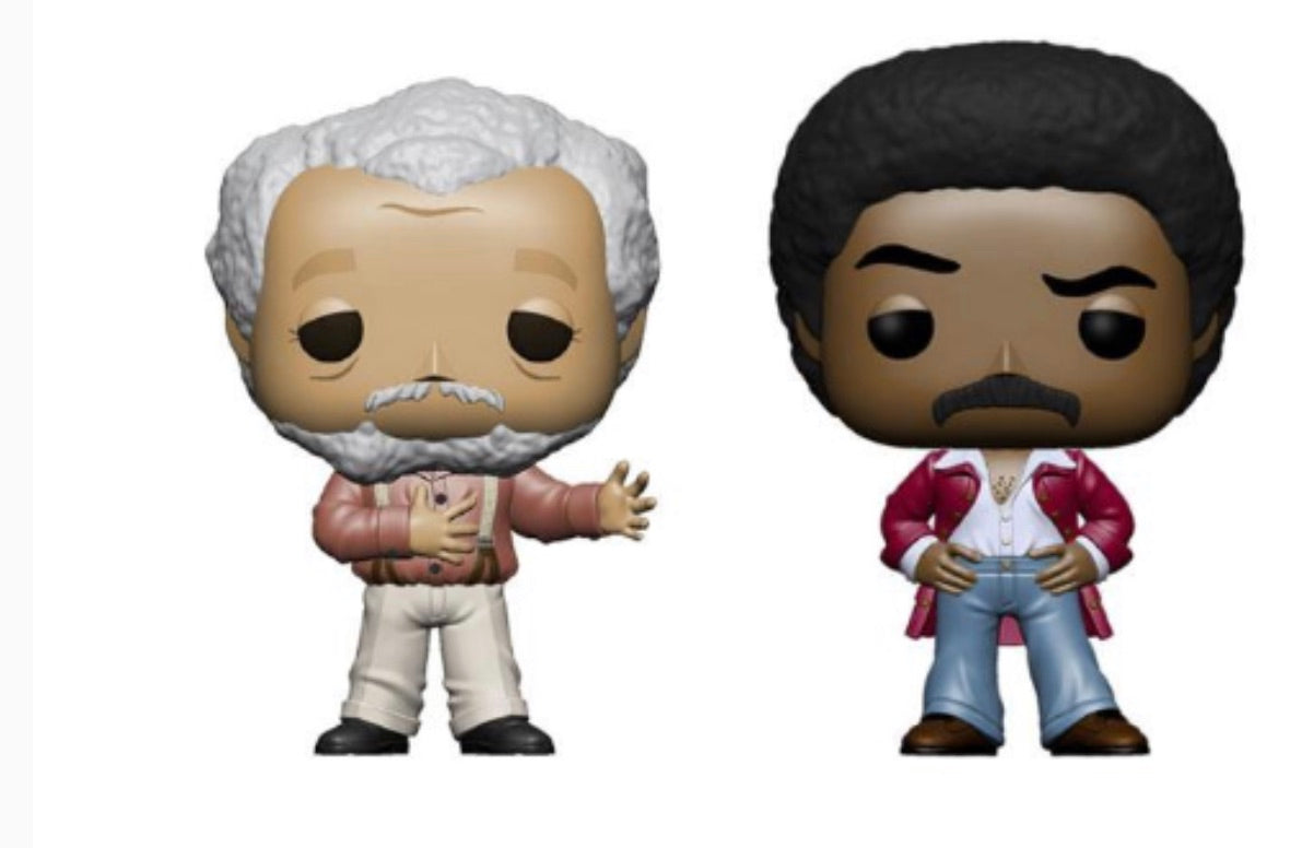 Sanford and Son Funko Pop! Complete Set of 2 (Pre-Order)