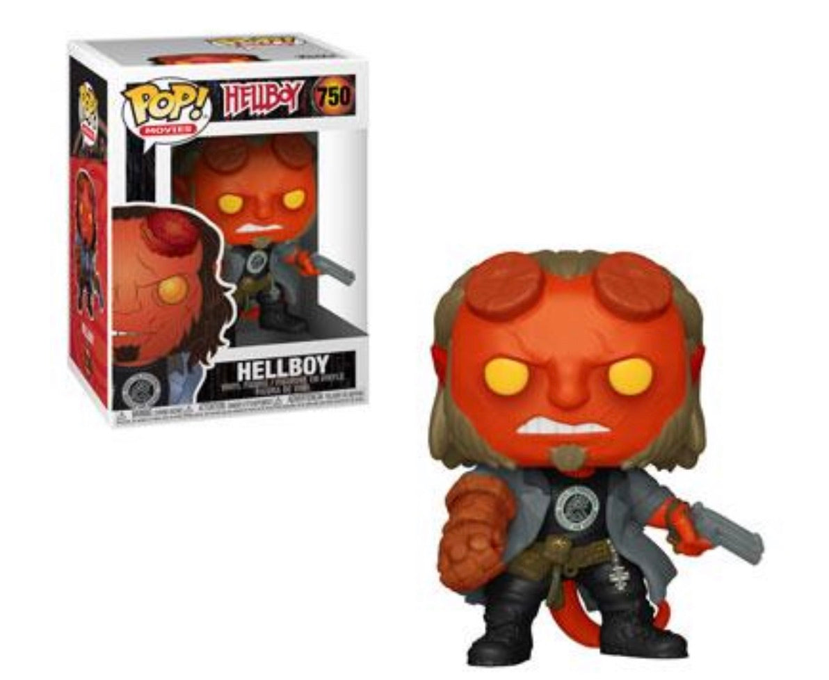 (Preorder) Pop!Movies Hellboy
