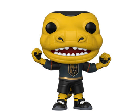 POP! MASCOTS - NHL KNIGHTS CHANCE GILA MONSTER