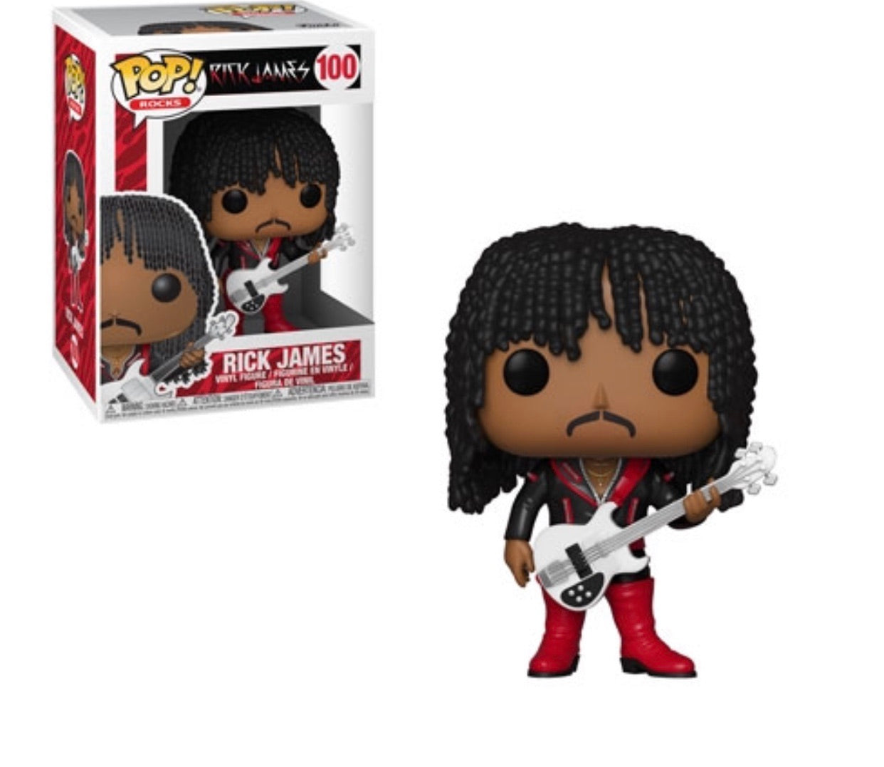 Pop! Rocks: Rick James(PreOrder)