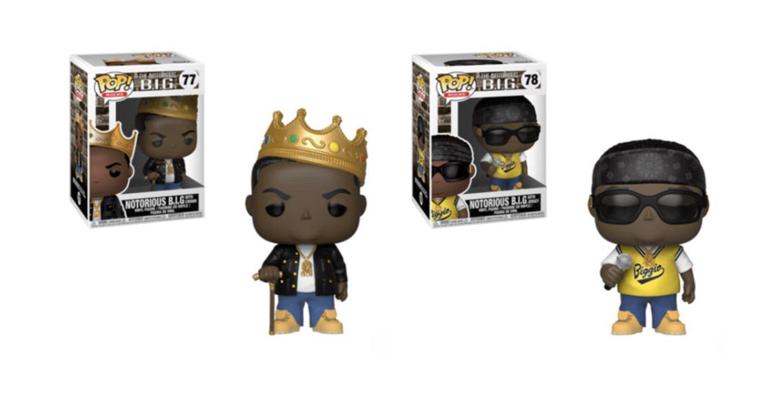 Pop! Rocks - Biggie Smalls Bundle!