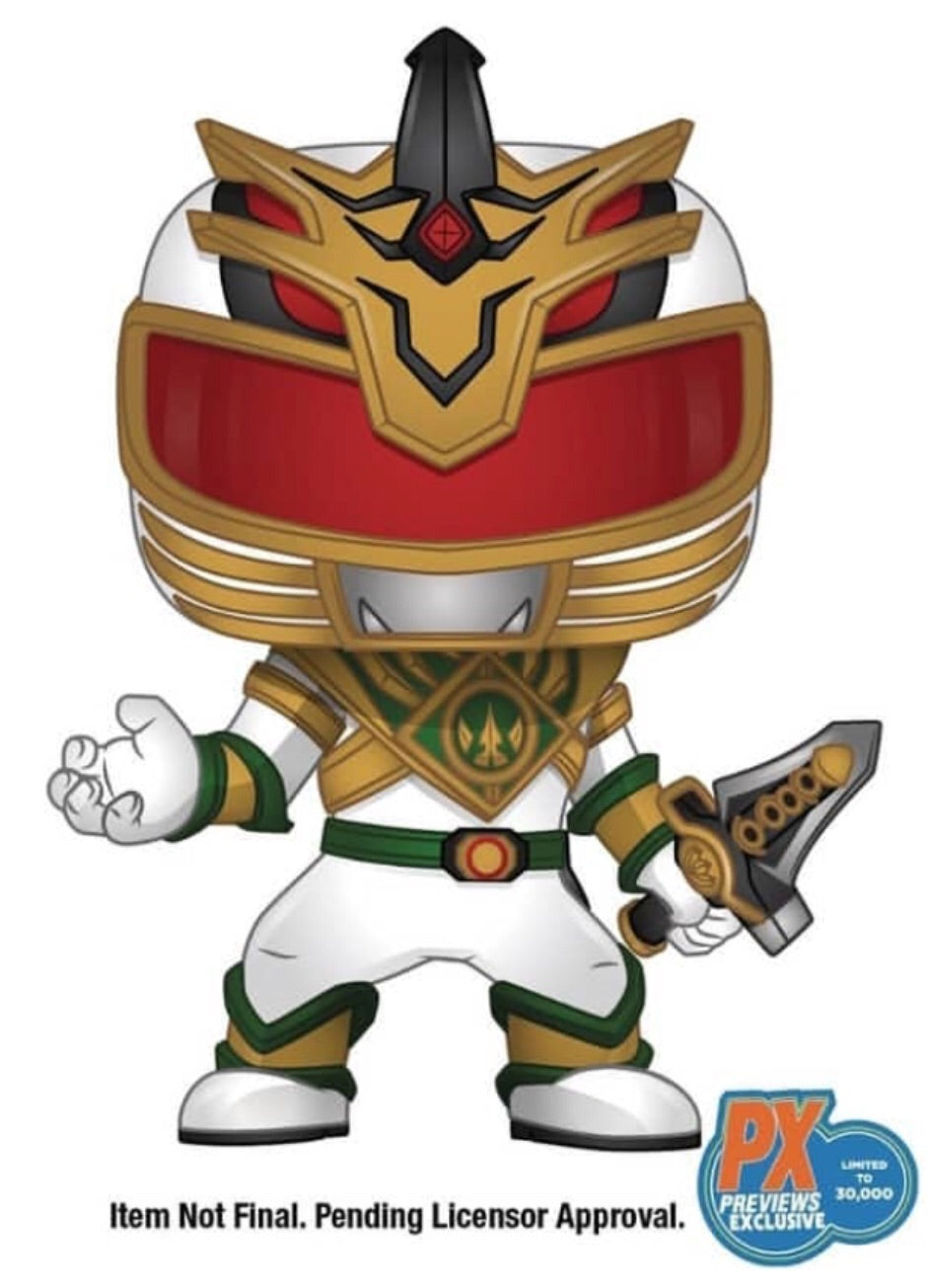 Power Rangers Funko POP! TV Lord Drakkon Exclusive Vinyl Figure (Pre-Order )